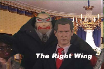 The Right Wing - Doug Nunn's Animated Parody of The West Wing